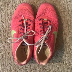 Nike Training Free Fit 2 Shoes women's size 8.5